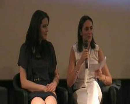 Meeting Incontro con Michelle Ryan The New Bionic Woman 2