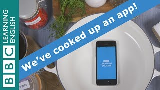 The BBC Learning English app is live!