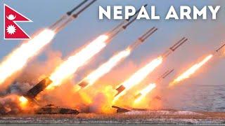How Powerful Is Nepal?  | Nepal Military Power 2018