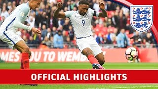 England 2-0 Lithuania (2018 WCQ) | Official Highlights