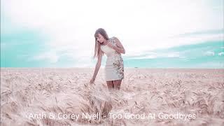 Anth & Corey Nyell - Too Good At Goodbyes(Lyrics)