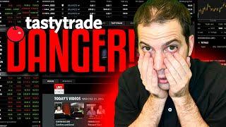 tastytrade Review. tastytrade / tastyworks Options Trading DANGER