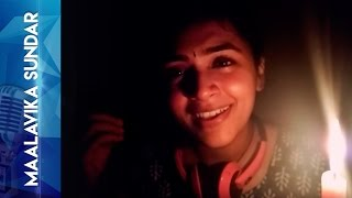 Naan Un Azhaginile - Maalavika Sundar Indian Idol