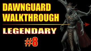 Skyrim Dawnguard Walkthrough #8, Exploding Shock Bolt Schematic (Mzinchaleft + Puzzle Solution!)