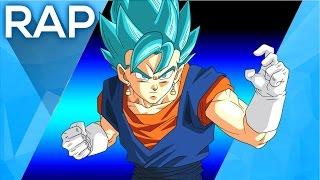 Rap de Vegetto EN ESPAÑOL (Dragon Ball Z/Super) - Shisui :D - Rap tributo nº 33
