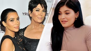 Kris Jenner Asks Kardashian Sisters to Help SAVE Kylie