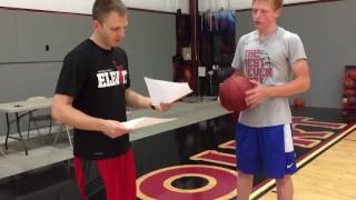 Personal Training Program with I'm Possible Training (Basketball)