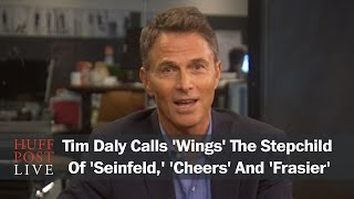 tim daly calls wings the stepchild of seinfeld cheers and frasier