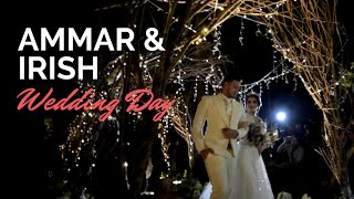 "#AishLoveStory ""Ammar Irish Wedding Day"""