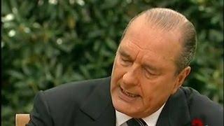 Interview du Président de la République, Jacques Chirac