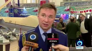 Foreign envoys visit Iran's defense power exhibition