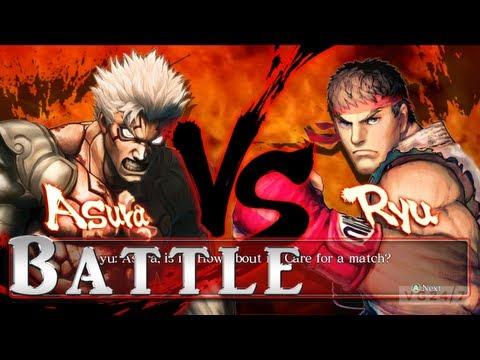 Asura Vs. Evil Ryu At Last Someone Angrier Than Me HD