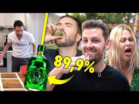 Tu perds tu bois les alcools les plus forts du monde 2