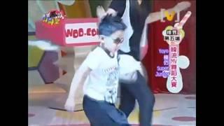 我愛黑澀棒棒堂 2010-08-19 Yoyo-美人啊(Super Junior)