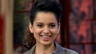 Comedy Nights with Kapil: Kangna Ranaut as