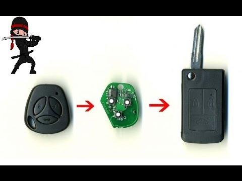 Как из ключа сделать выкидной ключ