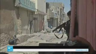 القوات العراقية تواصل تقدمها وتحرر حي المغرب في الموصل