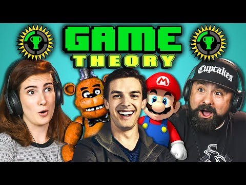 Xxx Mp4 ADULTS REACT TO GAME THEORY MatPat 3gp Sex