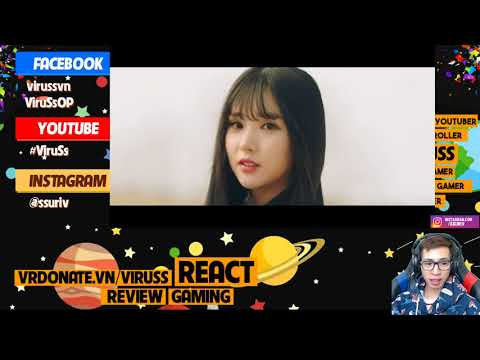 [MV] GFRIEND(여자친구) _ Time for the moon night(밤) - Reaction !