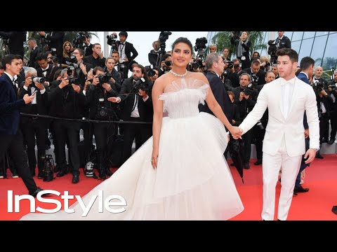 Xxx Mp4 Priyanka Chopra Looked Like A Bride During Her Cannes Debut With Nick Jonas InStyle 3gp Sex