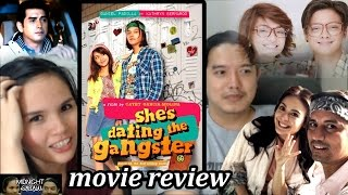 Midnight Sabaw Ep 19 She's Dating the Gangster KathNiel Movie 2014 Movie Review