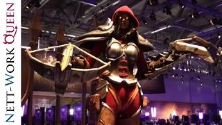 Gamescom 2016 Köln Messe gameplay trailer Neuheiten FIFA 17 Blizzard