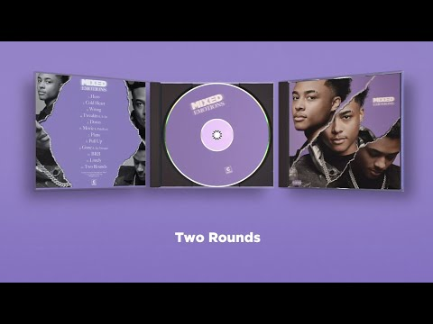 Luh Kel Two Rounds Official Lyric Video