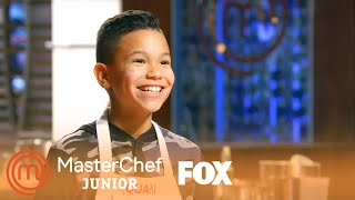 Quani Is A Culinary Force To Be Reckon With | Season 6 Ep. 14 | MASTERCHEF JUNIOR