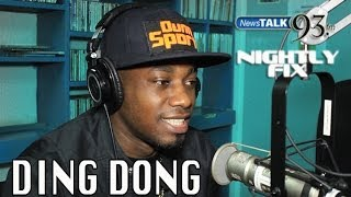 Ding Dong says he is the