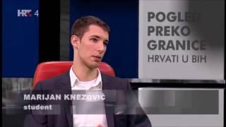 MARIJAN KNEZOVIĆ: Koliko Hrvati u BiH stvarno koštaju Hrvatsku?