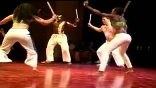 Grupo Balança Capoeira Nashville Perform at