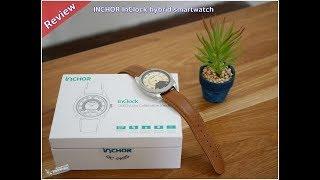 Unboxing INCHOR InClock hybrid smartwatch
