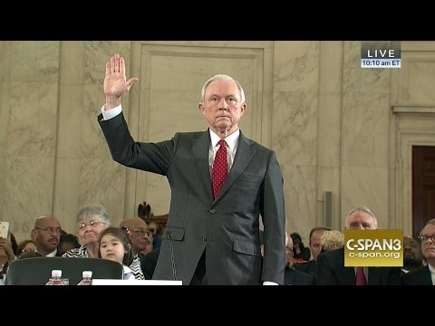Attorney General Nominee Sen. Jeff Sessions Opening Statement C SPAN