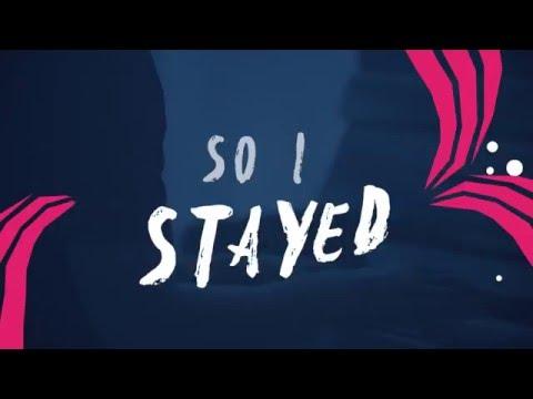 Kygo Stay ft. Maty Noyes Lyric Video Ultra Music