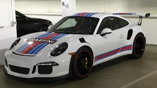 Porsche 991 GT3 RS - One Take