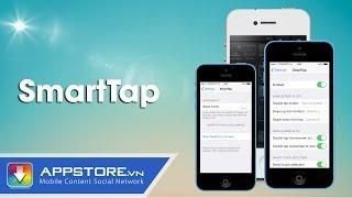 [Cydia Tweak] SmartTap - chạm để mở, tắt màn hình - AppStoreVn
