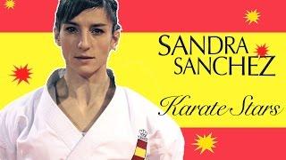 Get to know Karate Star SANDRA SANCHEZ