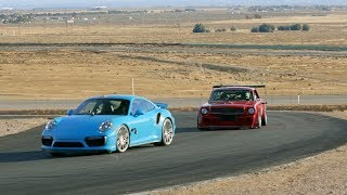 Mustang vs Porsche On the Track — Put Up Or Shut Up Preview Ep. 7