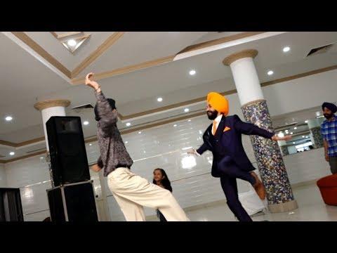 Xxx Mp4 Punjabi Wedding Dance Yaar Bolda Impromptu Bhangra Performance 3gp Sex