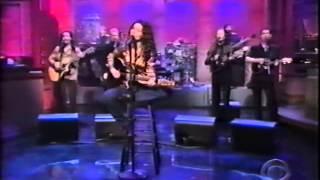 Shania Twain Live on David Letterman Show Still the one