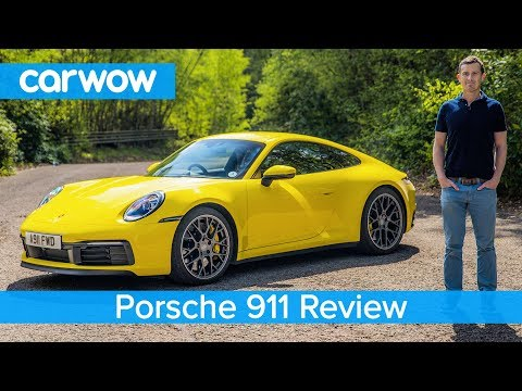 New Porsche 911 2020 in depth review carwow Reviews