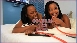 COUPLES 123 TAG II SOUTH AFRICAN LESBIAN EDITION