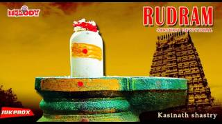 Rudram Namakam Chamakam | Kasinath Shastry | ருத்ரம் நமக்கம் சமக்கம் | காசிநாத் சாஸ்திரி | Chant