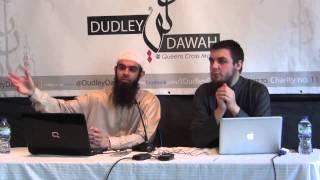 Exorcism Ruqya) Course   Episode 1 of 9  Introduction   Abu Ibraheem & Tim Humble   YouTube [720p]