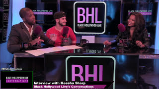 Keesha Sharp Interview | Black Hollywood Lives' Conversations
