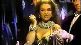 Thalia's video clip 1990-1994.