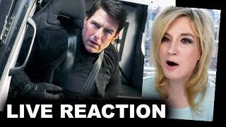 Mission Impossible Fallout Trailer 2 REACTION