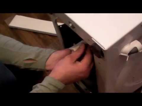 Замена помпы в стиральной машине индезит своими руками