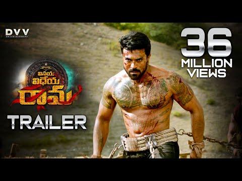 Xxx Mp4 Vinaya Vidheya Rama Trailer Ram Charan Kiara Advani Boyapati Sreenu DVV Danayya VVRTrailer 3gp Sex