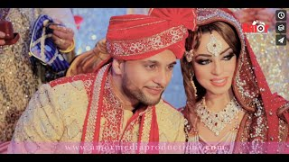 Pakistani Wedding Video |  Asian Wedding Videos | Muslim Weddings